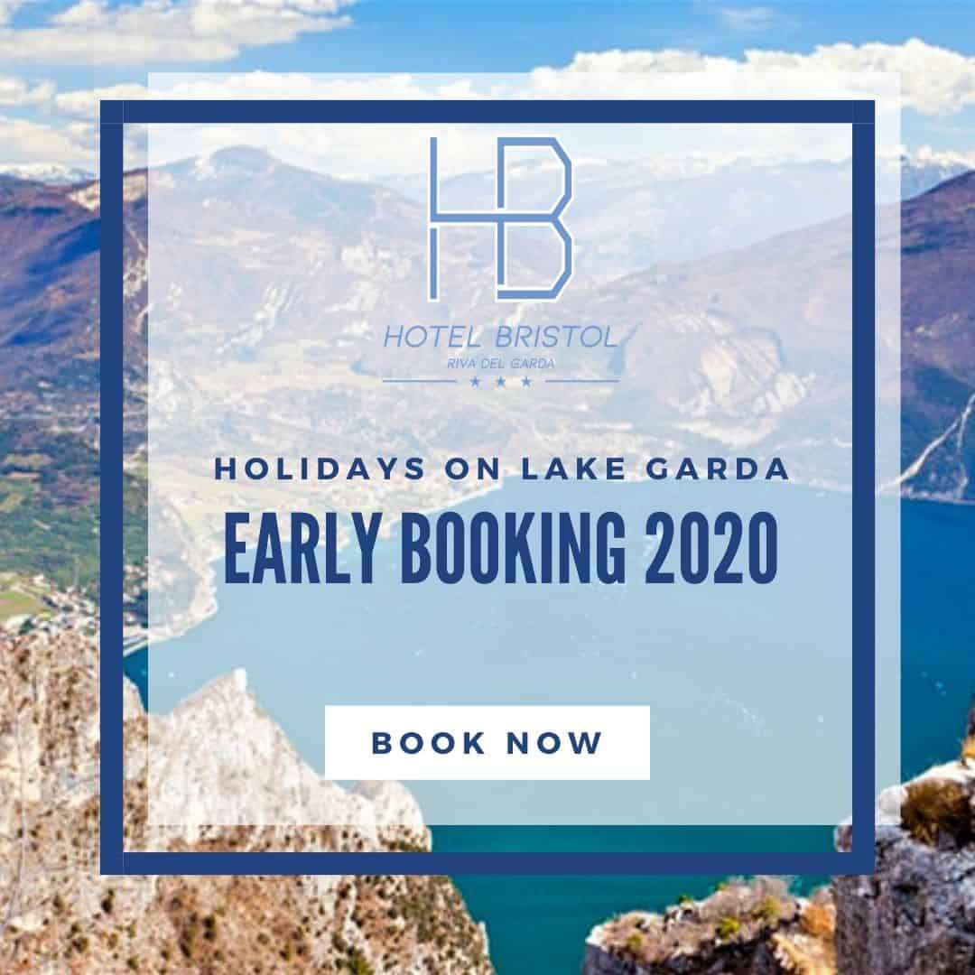 EARLY BOOKING FOR 2020 ON LAKE GARDA